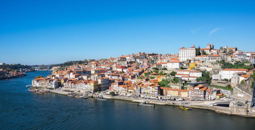 מבט על פורטו, פורטוגל