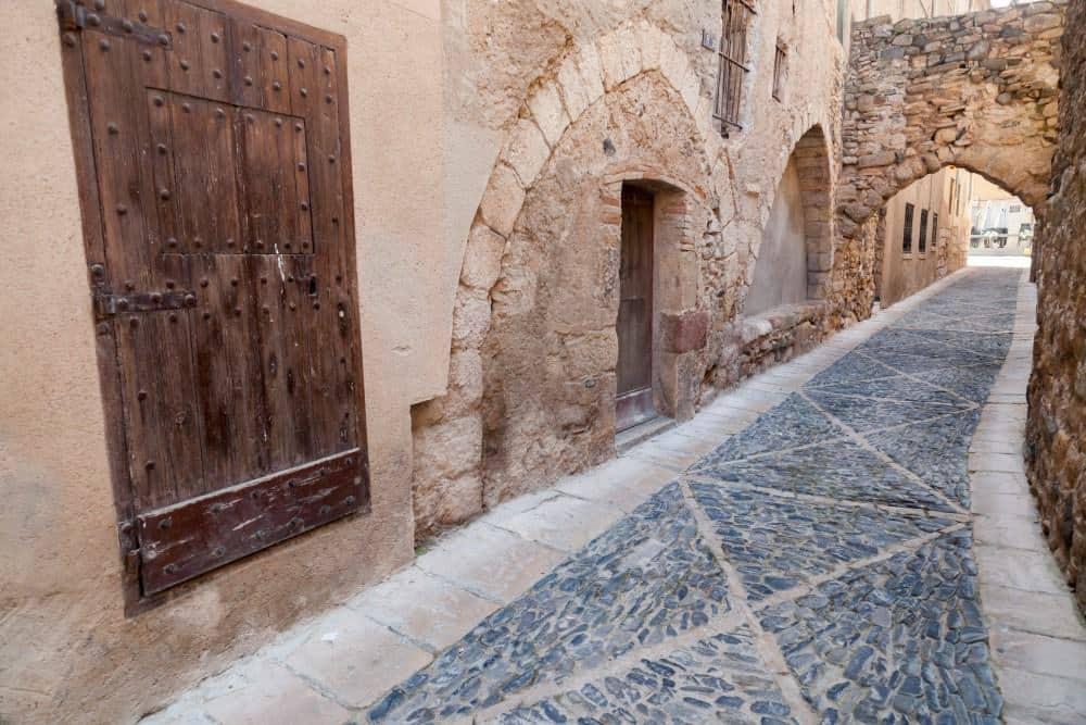 הרובע היהודי במונבלנק, ספרד