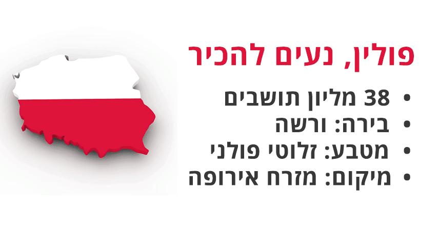 מידע על פולין