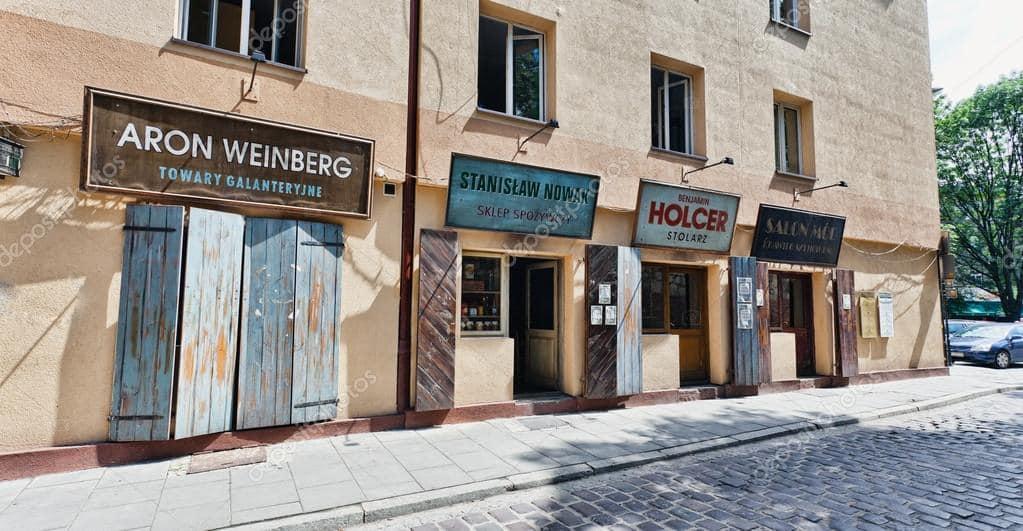 הרובע היהודי בקרקוב