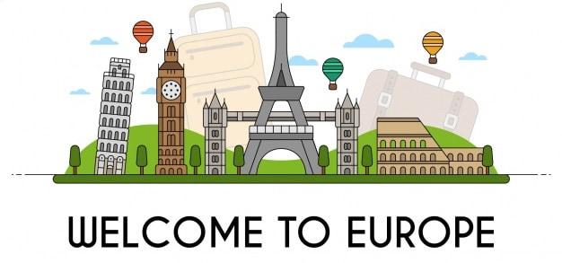 ברוכים הבאים לאירופה
