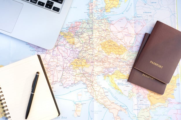 רשימת המדינות שאליהן תוכלו להיכנס עם דרכון אירופאי